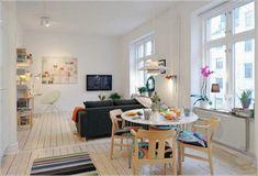 Fantastic Small Living Room Interior Idea 158