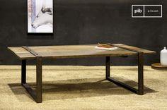 Tavolino scandinavo ~ Il tavolino da salotto narod combina leleganza dello stile
