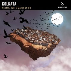 """We proudly present """"Kolkata"""" by KSHMR, JDG and Mariana BO -- stay tuned for KSHMR's Materia EP, featuring this track and more."""