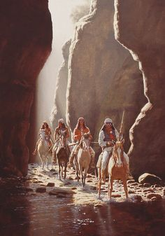 An Apache war game could be composed from a single individual onwards Native American Cherokee, Native American Warrior, Native American Wisdom, Native American History, Native American Paintings, Native American Pictures, Indian Paintings, Pierre Brice, The Lone Ranger