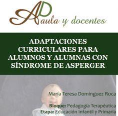 ADAPTACIONES CURRICULARES PARA ALUMNOS Y ALUMNAS CON SÍNDROME DE ASPERGER - Orientacion Andujar