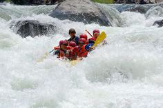 """Think you're """"too old"""" for rafting? Think again. Advice from an 80-year-old rafter..."""