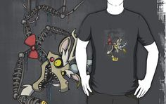 ======= Shirt for Sale ======= Discord Mangle  My Little Pony tshirt by Kaiserin   =======================  #fnaf #FiveNightsAtFreddys #mlp