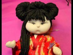 peinado de geisha ,manualilolis, video-37