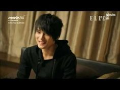 [110318] ELLE Movie Still with Jaejoong: Perfect Day (Eng Sub) 2/2 #Today