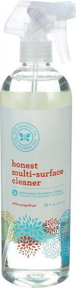 The Honest Company Honest Multi Surface Cleaner - White Grapefruit - 26 Oz