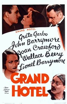Click to View Extra Large Poster Image for Grand Hotel