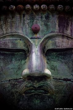 Great Buddha statue in Kamakura, Japan