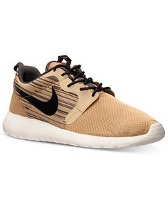 aea1f29c5bf Nike Men s Roshe Run Hyperfuse Casual Sneakers from Finish Line   Reviews - Finish  Line Athletic Shoes - Men - Macy s