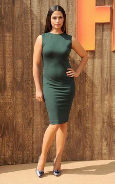 Camila Alves presume de curvas - Yahoo Tendencias España