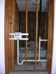 Image Result For Washer Dryer Hookup Box Shower Plumbing