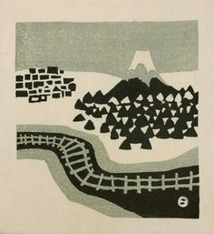 Ana Montiel - Here / Now: Leaving for Paris but posting wonderful woodblock japanese prints...