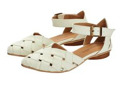 Novias zapatos sandalias de cuero hecho a mano por TamarShalem