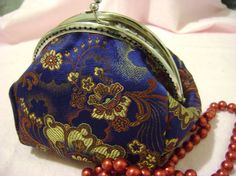 cosmetics clasp in vintage style-gift for herbag for by galaxiesid