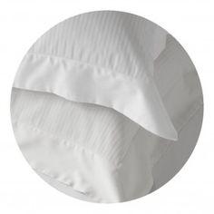 Occa-Hotel 250 Satin Stripe Bed Linen