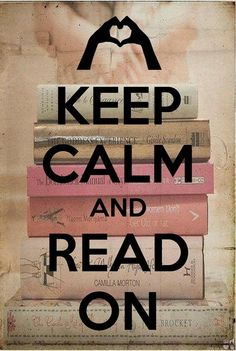 Describes my attitude perfectly with books :)