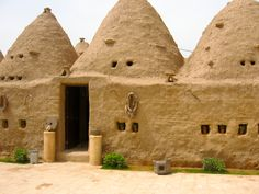 Harran beehive houses