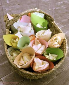 Serving Bowls, Tableware, Style, Amor, Dream Wedding, Wedding Inspiration, Wedding Baskets, Pink Petals, Beach Weddings