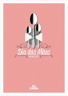 Dia das Mães, com Sabor Especial by Eduardo dos Santos, via Behance