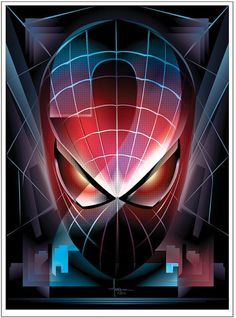 #Spiderman #Fan #Art. (Spider-Man #2 Vector) By: Orlando Arocena. [THANK U 4…