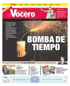 Edición 31 de Julio 2015  El Vocero de Puerto Rico