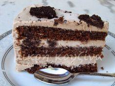 μικρή κουζίνα: Εύκολη τούρτα παγωτό