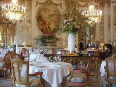 January 2011 - Page 3 of 13 - The Enchanted Home Restaurant Le Meurice ~ Paris