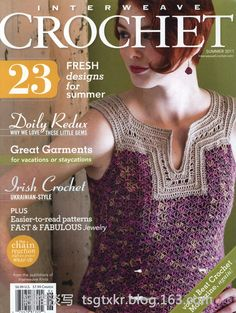 Interweave Crochet Summer 2011