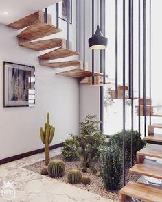 Minimale Inspiration für die Inneneinrichtung – Home Design Home Design, Modern House Design, Home Interior Design, Interior Architecture, Interior Decorating, Design Design, Diy Decorating, Interior Stairs, Studio Design