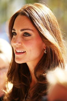 Catherine, Duchess of Cambridge at Winmalee April 26, 2014