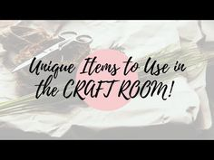 LOTS of Non-Crafty Items That Deserve A Chance! - YouTube