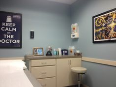This doctor's office is awesome