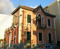 Old mansion, Kalamata-Greece by gichristof, via Flickr