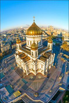 Храм Христа Спасителя (airpano.ru)