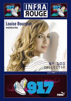 n°100 - Louise Bourgoin