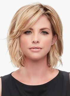 Essentially You Topper Hairpiece by Jon Renau Wigs 2020 Hair Trends Essentially . - Essentially You Topper Hairpiece by Jon Renau Wigs 2020 Hair Trends Essentially Hairpiece Jon Renau - Short Bob Hairstyles, Pretty Hairstyles, Layered Hairstyles, Hairstyle Ideas, Easy Hairstyles, Bob Haircuts, Hair Ideas, Alternative Hairstyles, Prom Hairstyles