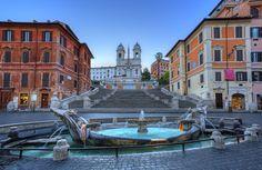 En los alrededores de #PiazzaSpagna se encuentran algunos de los mejores #hoteles de #Roma. http://www.reservarhotel.com/italia/hoteles-en-roma/ Descúbrelos! #turismo #viajar #Italia #reservarhotel