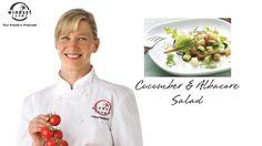 Windset Farms: Vietnamese Sweet and Sour Salad Tuna Salad, Cucumber Salad, Cooking Videos, Food Videos, Cucumber Recipes, Food Tags, Italian Salad, Grilled Fish, Executive Chef