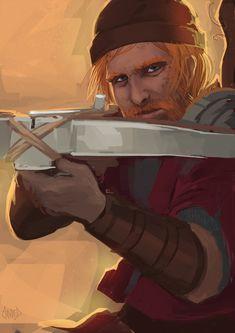Fiddler by Artsed.deviantart.com on @DeviantArt