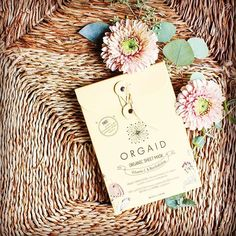 Try ORGAID Vitamin C organic sheet masks and get a chance to experience a magnificent difference on your skin. ✨✨✨⠀ #orgaid #organic #sheetmask #natural #skincare #greenbeauty #gogreen #vitaminC #metime #NoChemical #crueltyfreecosmetics