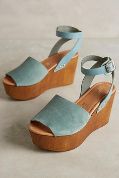 Seychelles Forward Platform Wedges