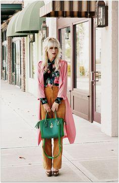 Wearing the pants. (via Bloglovin.com )