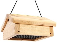 Outdoor Décor-Backyard Boys Woodworking BBW30 UpsideDown Suet Feeder *** Learn more by visiting the image link.