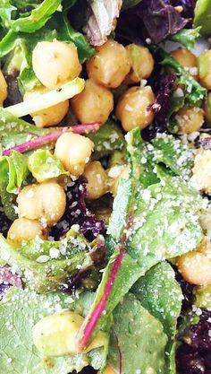 ... images about Salads on Pinterest | Salads, Chickpea Salad and Avocado