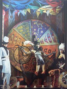 Bergdorf Goodman... circus circus