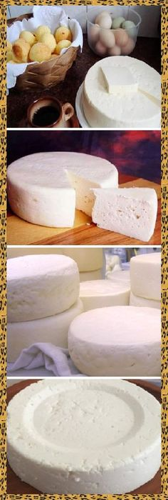 If you have 1 liter of milk, yogurt and 1 half a lemon, you can prepare THE BEST cheese! If you like let us your HELLO and give me your liked LOOK… Easy Cooking, Cooking Time, Cooking Recipes, Queso Cheese, Salty Foods, Yummy Food, Tasty, Homemade Cheese, Food Decoration