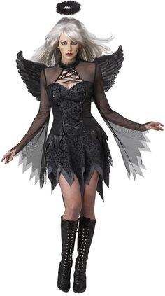 Fallen Angel Costume - Halloween Costumes at Escapade™ UK -