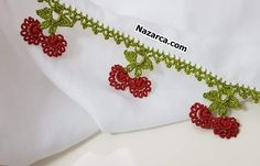 Embroidery Neck Designs, Crewel Embroidery, Crochet Lace Edging, Crochet Stitches, Baby Knitting Patterns, Home Crafts, Diy And Crafts, Piercings, Needle Lace