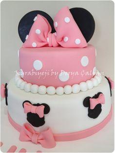 minnie mouse pasta | Minnie Mouse Pastası