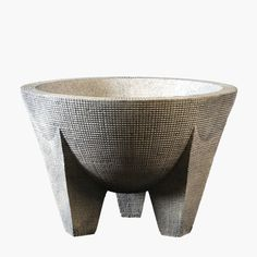 Ancient Gobi Stylized Commercial Bowl Planters